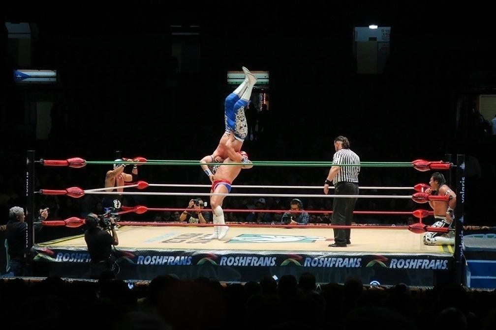 Lucha Libre  - mexicocity, mexico - helliongallery | ello