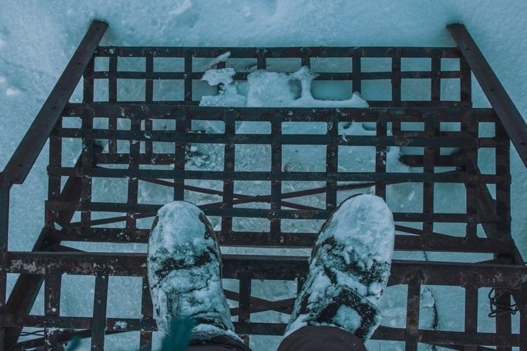 time snow. completely solo trip - aryamanpathania | ello