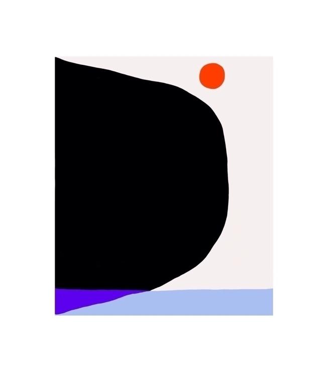 Eagle bay - abstract, minimalism - jyxchen | ello