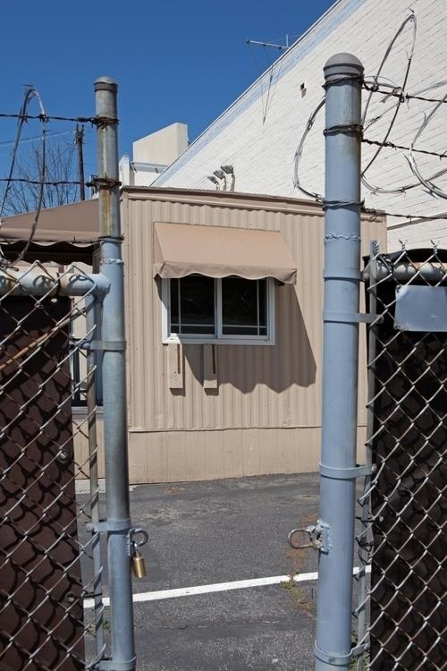 Construction Trailer, Figueroa  - odouglas   ello