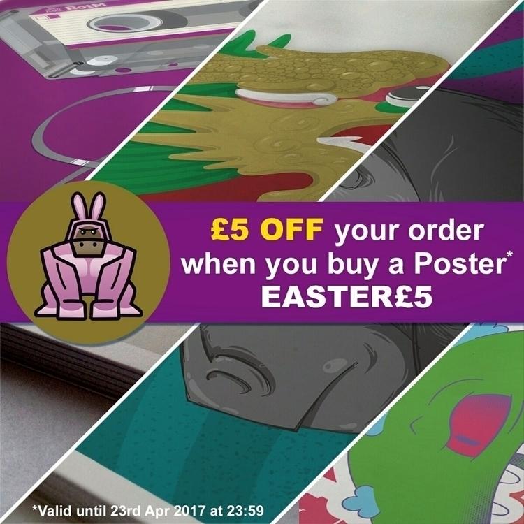 Easter bunny saving - coupon co - riseofthemonkey | ello