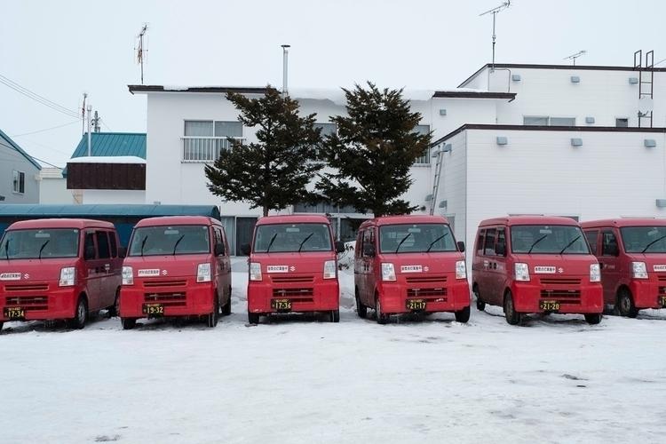 Furano, Hokkaido, Japan, streetphotography - nickpitsas | ello