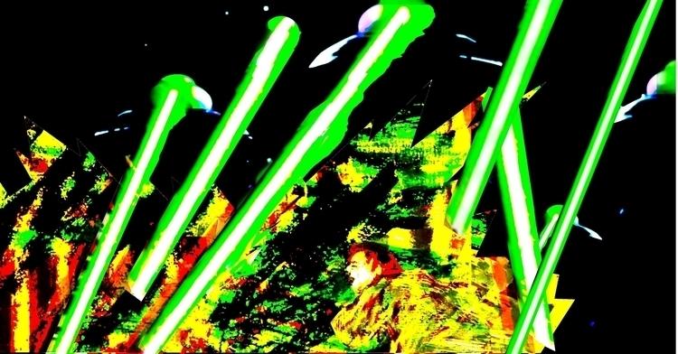 art, printing, painting, digital - ivicacapan | ello