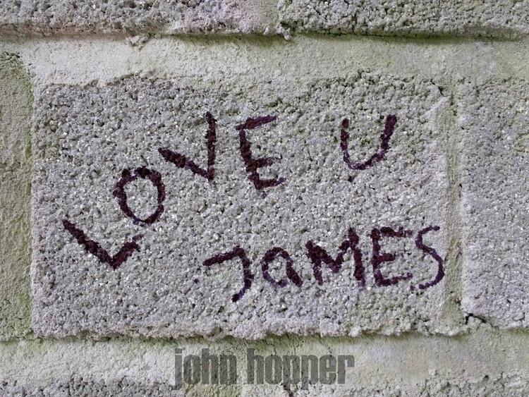 LOVE JAMES - connection, death, description - johnhopper | ello