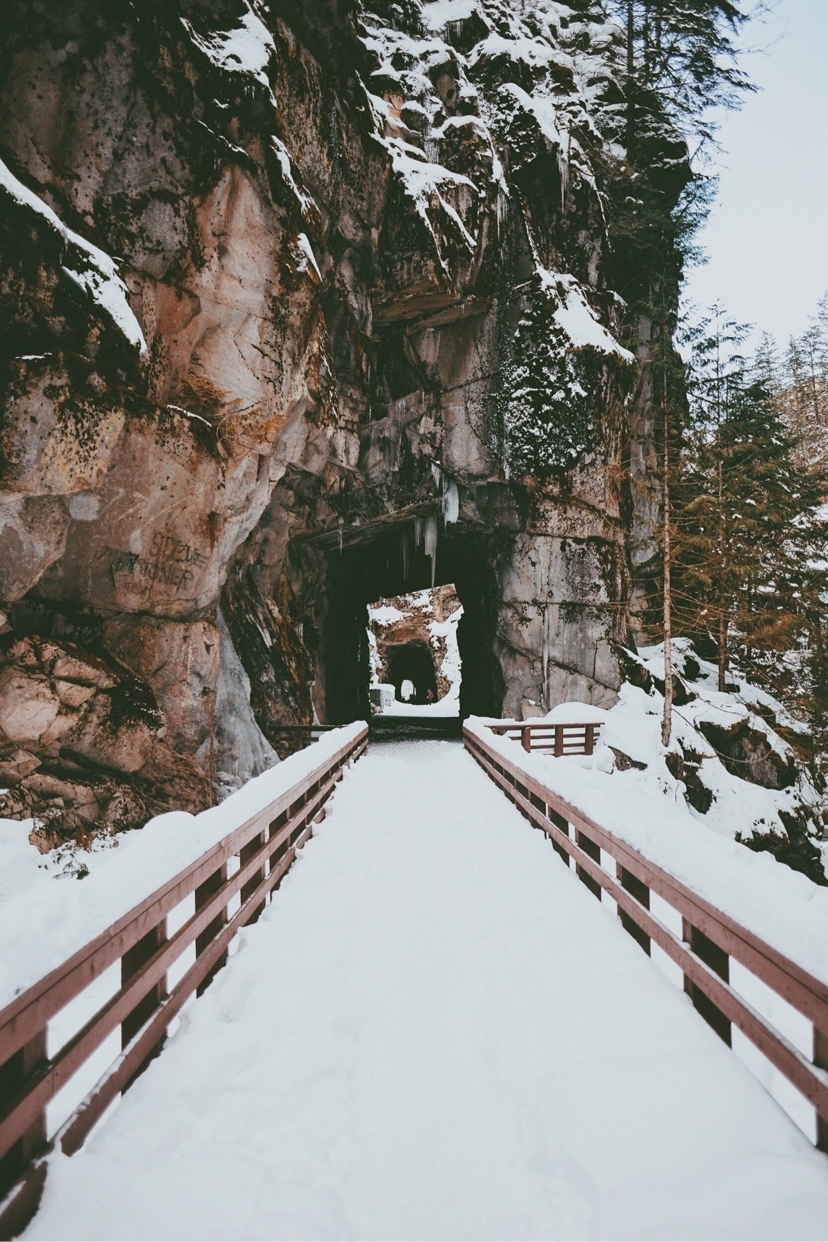 season offers feel tunnels. wan - davidarias | ello