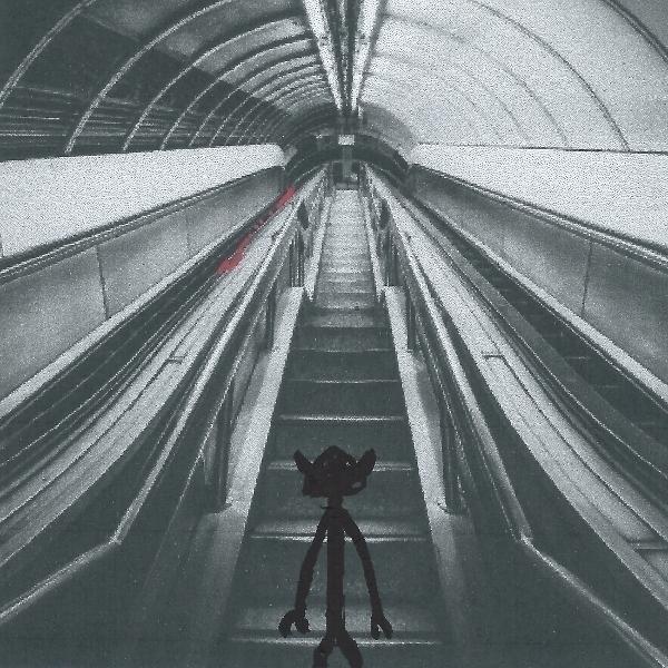 ran escalator, stopped bottom s - littlefears | ello