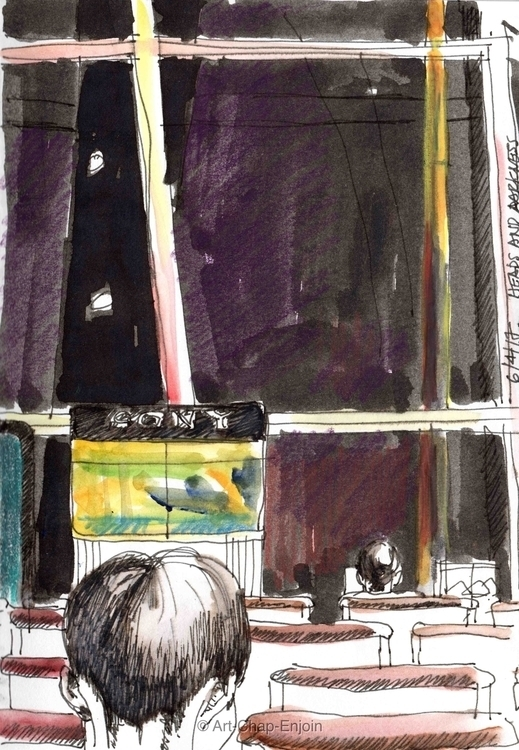 - Heads darkness sketch Vietnam - artchapenjoin | ello