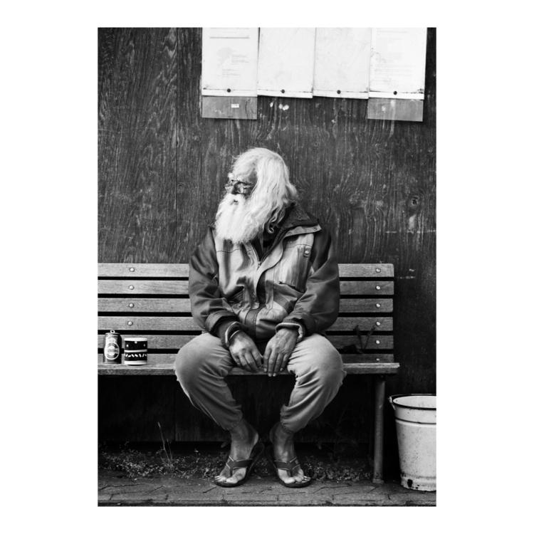NORDHAVN | - portrait, fisherman - rikkewestesen | ello