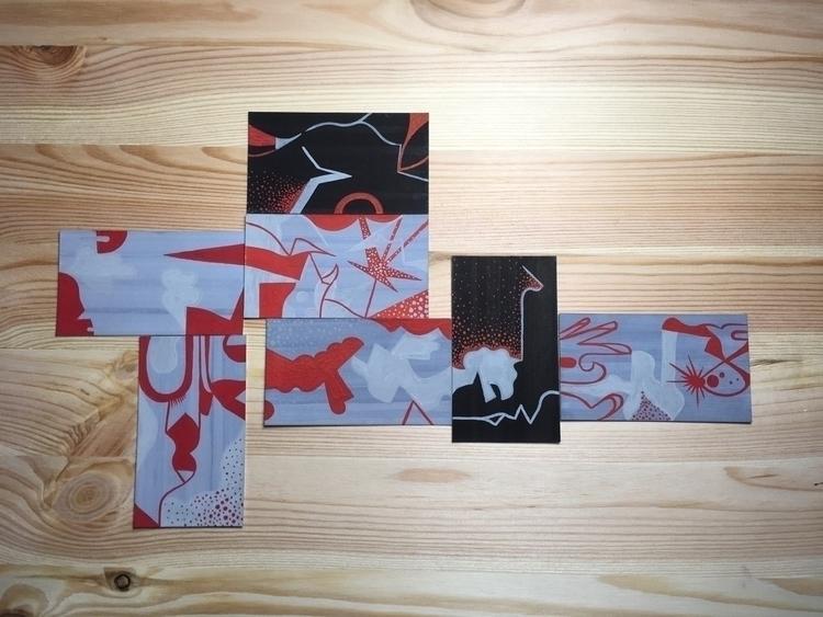 cards, week14, April, 2017, art - ilan_katin | ello