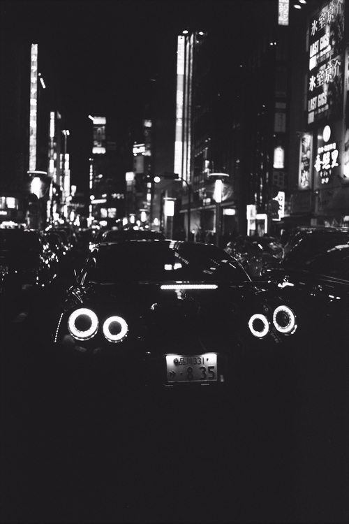 retro 400s night, shibuya - kappuru | ello