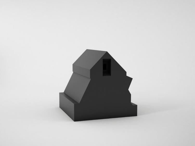 Art: Pierre Besson Marc Domage - minimalist | ello