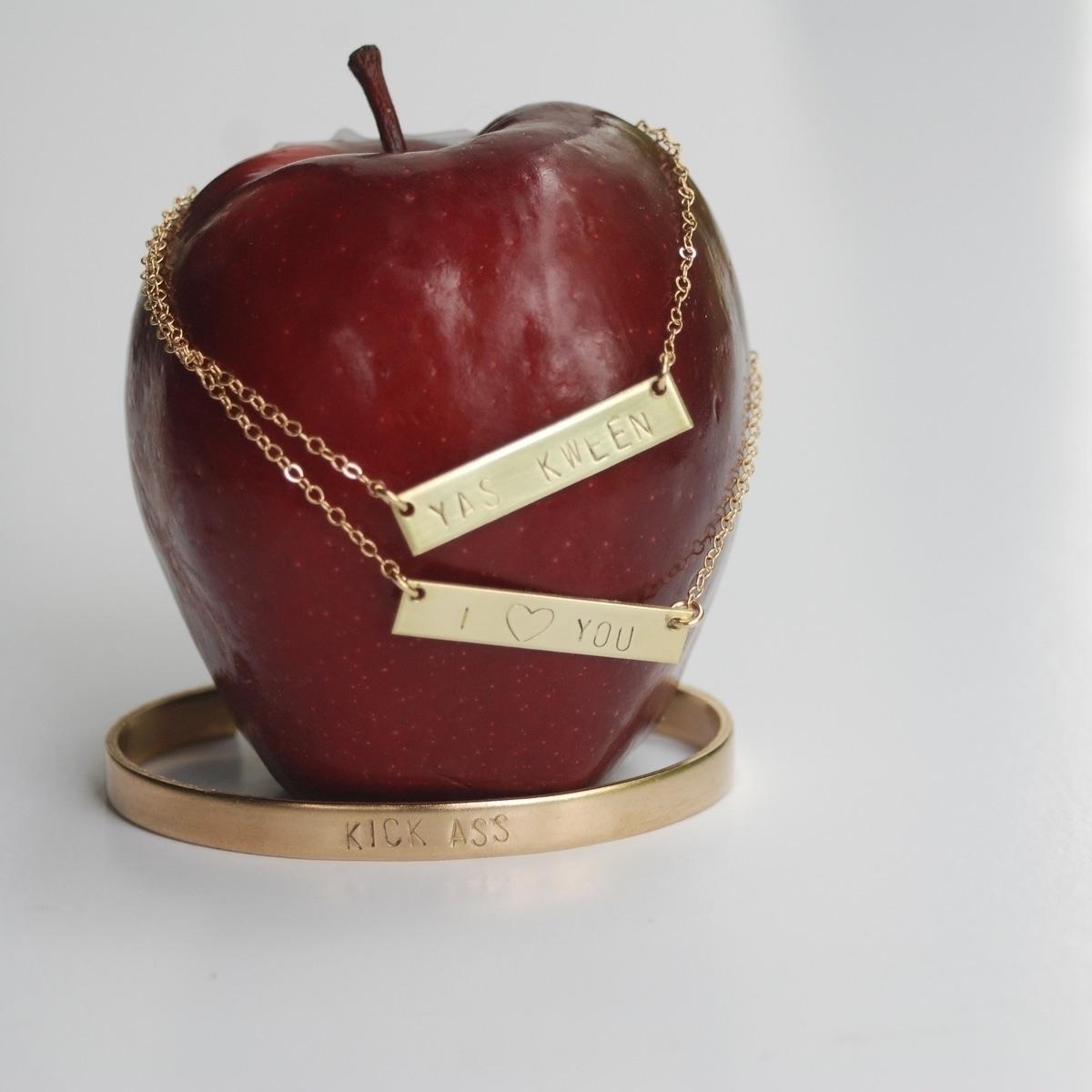 excited running Black Apple awa - bangupbetty | ello