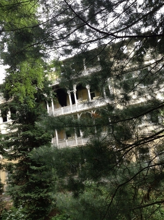 abanoned hotel Bad Harzburg -Ge - nataschab | ello