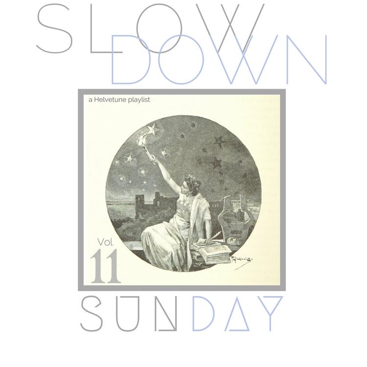 SLOWDOWN SUNDAY VOL. 11 Classic - adachic | ello
