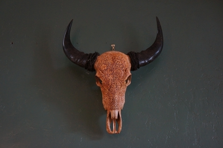 Skull Art death beauty Intricat - ellophotohaiku | ello