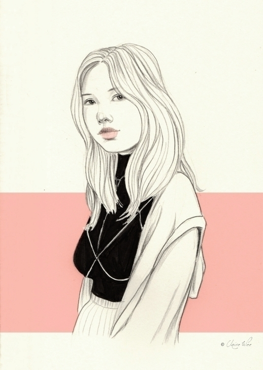 Feeling pink blog  - mondayfaces - j0eyg1rl | ello