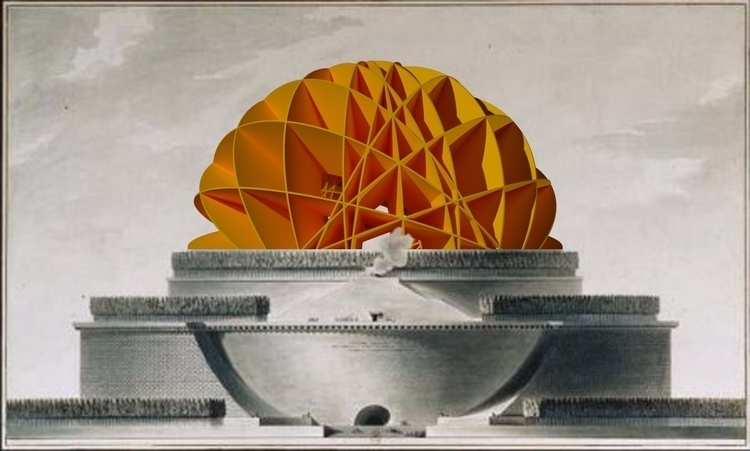 Cenotaph Newton / Etienne-Louis - charles_3_1416 | ello