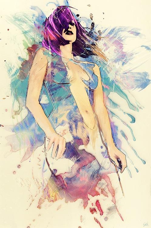 digitalart, follow, amazing, ilustrações - didinooz | ello