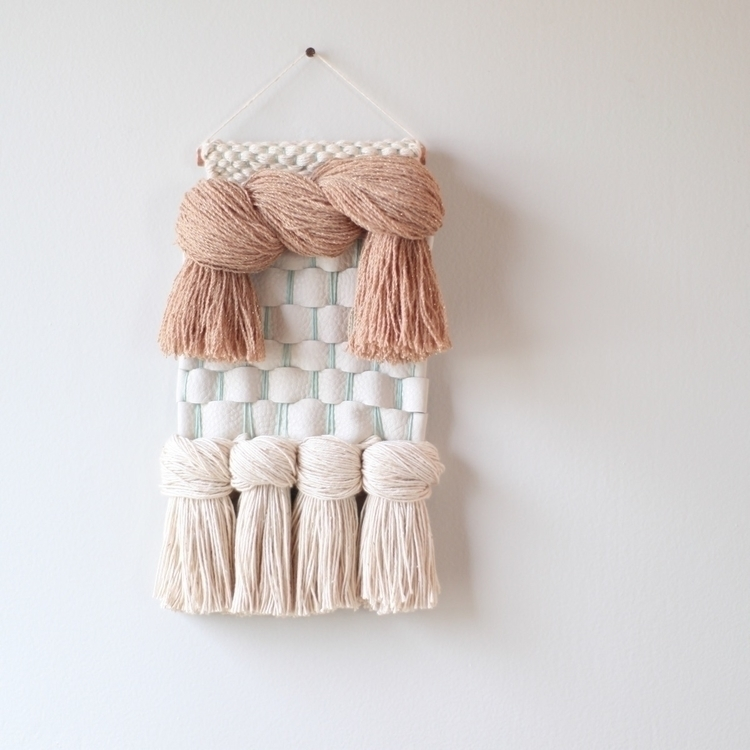 tiny human care time weavings - weaving - smoothhills | ello