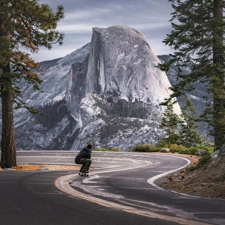 Yosemite favorite places explor - alphawanderlust | ello