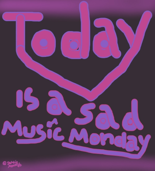Music Monday typography illustr - agathacards   ello