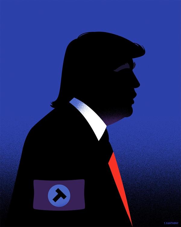 Real Donald - onreact | ello