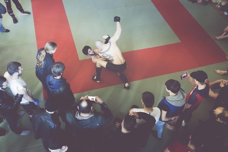 ufc, bjj, boxing, fitness, muaythai - algrolsch | ello