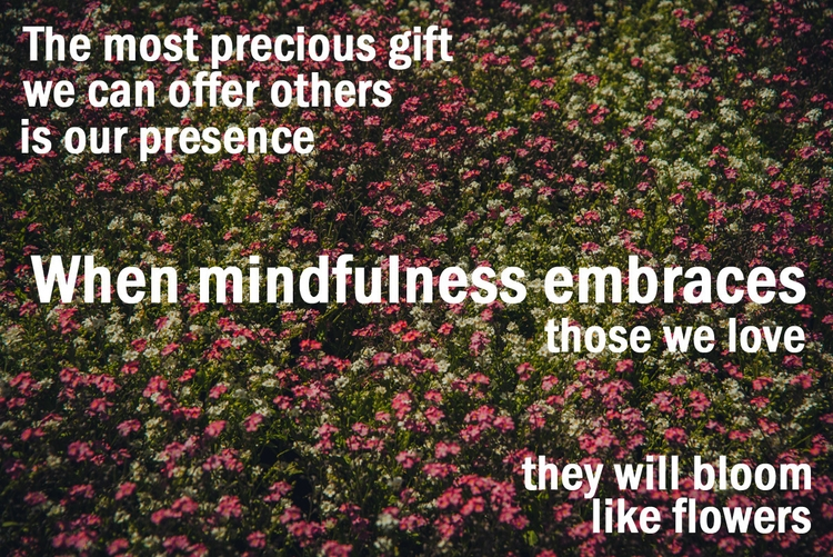 precious gift offer presence. m - quotes | ello