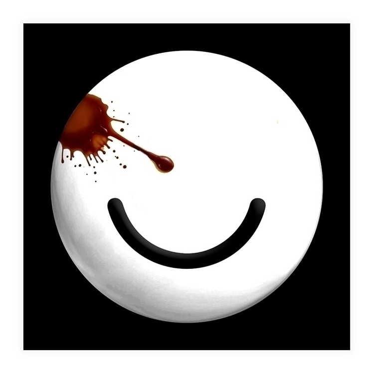 ello, icon, watchmen, smile, comedian - mercury101 | ello