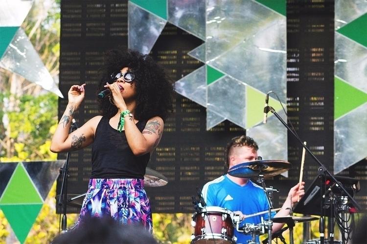 Hollie Cook en Bahidorá 14 - ReggaeMusic - jimepalacios | ello