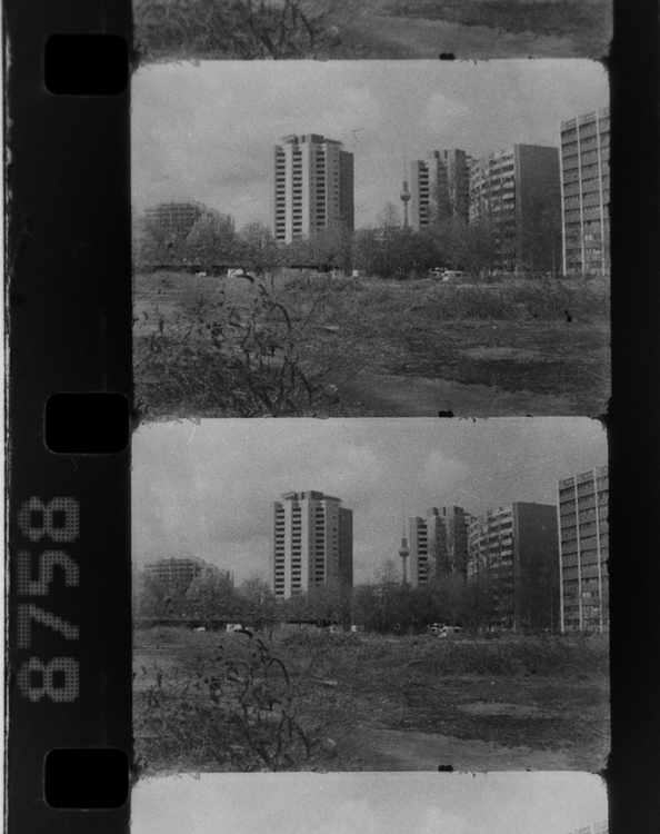 Gentrifried. 16mm Movie Frames - stikka | ello