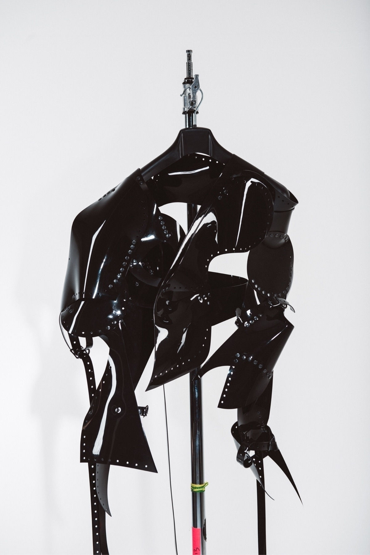 aw17, black, jacket, ShadowsOfMyFuture - jivomir_domoustchiev | ello