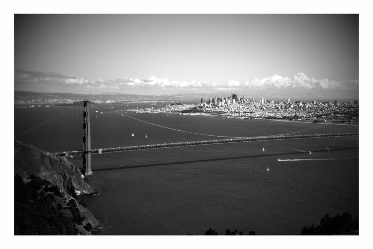 San Francisco Golden Gate Bridg - erichw1115 | ello