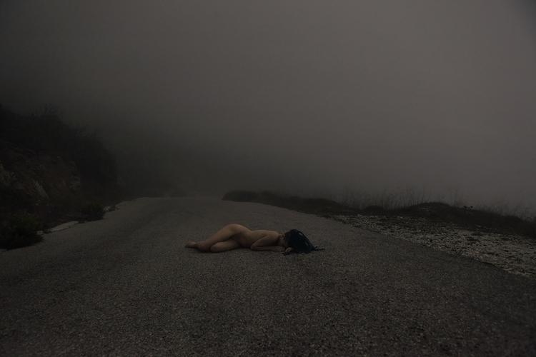 """Fallen Angel"" — Photographer: - darkbeautymag | ello"