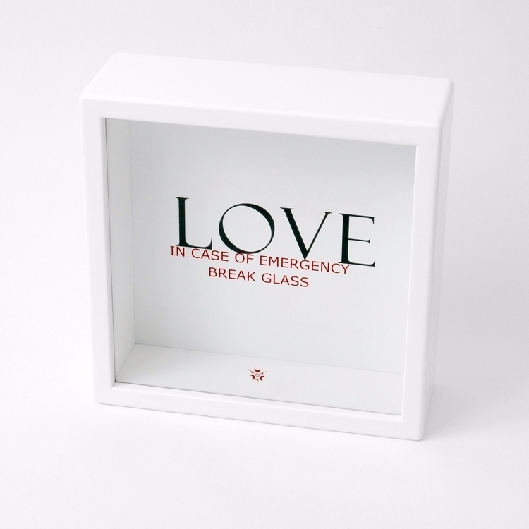 """LOVE HOPE"" myevilclone origina - myevilclone | ello"