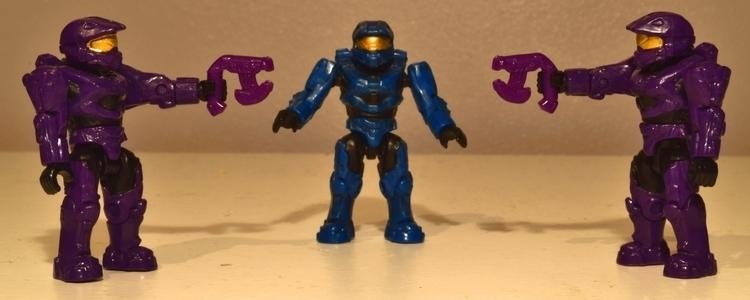 Stand - megablocks - triple_goon | ello