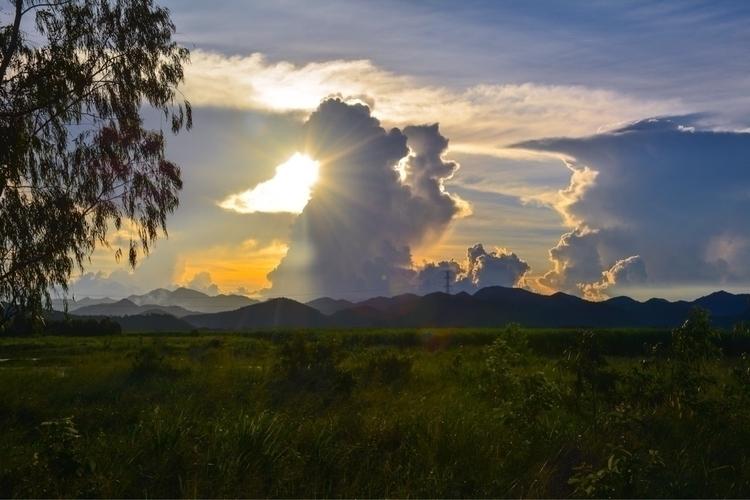 Sunset Thailand Birma - 1 Hua H - mqshots | ello