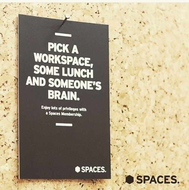 Brand Identity SPACES - branding - formlab | ello