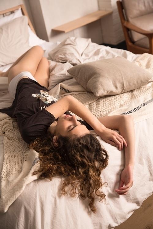 sleeping - hotel, fashion, style - madelinejean | ello