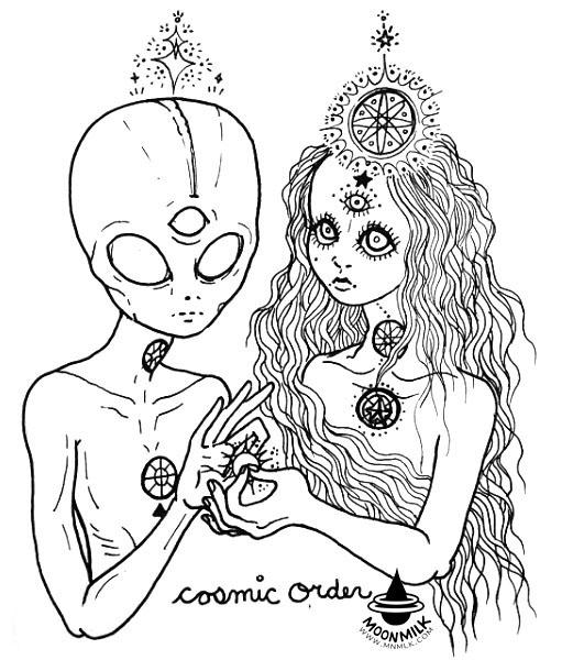 CosmicOrder - moonmilkbabies | ello