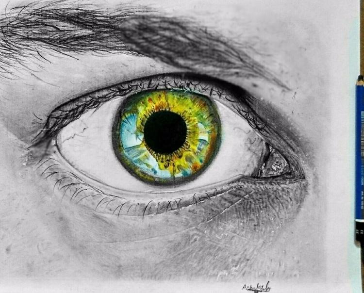 Pencil paper - art, arts, artwork - ashutosht82 | ello