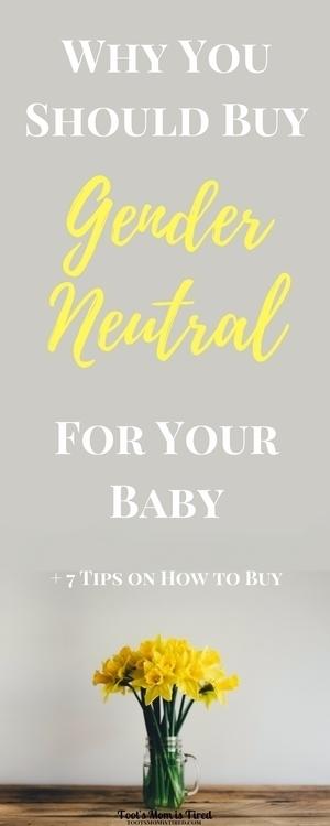 buy gender neutral baby + 7 tip - tootsmomistired | ello