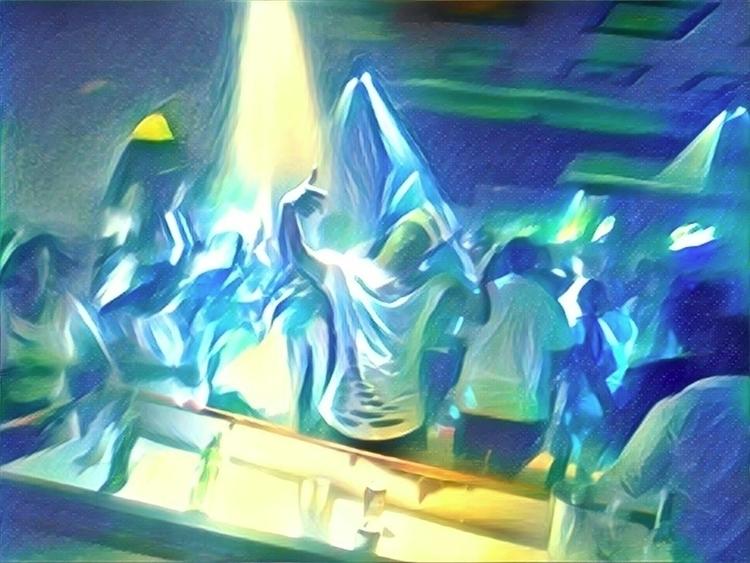 Ghost Daba club Lucid - daba_davisual | ello