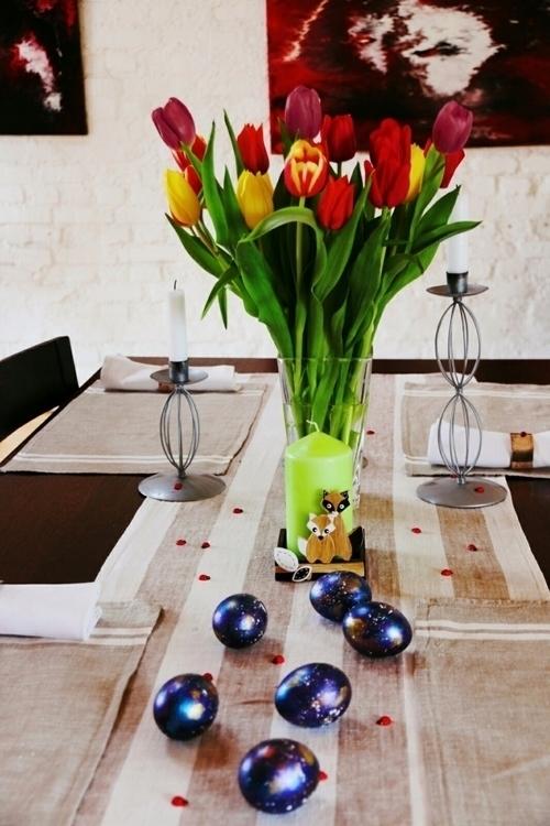 ready Easter - spaceeggs - adafox | ello