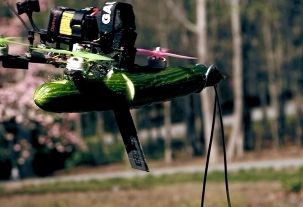 razor-equipped drone play real - bonniegrrl   ello