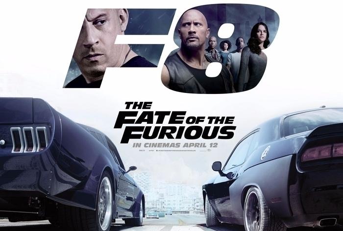 Κριτική ταινίας: Fate Furious  - alexandroskyriazis | ello