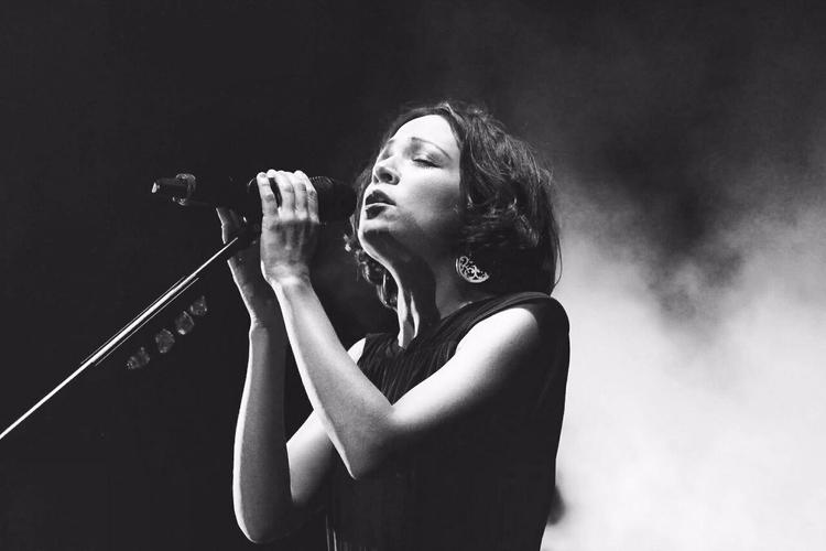 Natalia - ConcertPhotography, BlackAndWhite - cynthiadepaul | ello