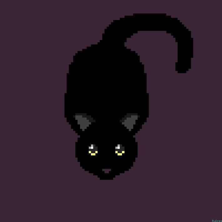 Cat - pixeren | ello