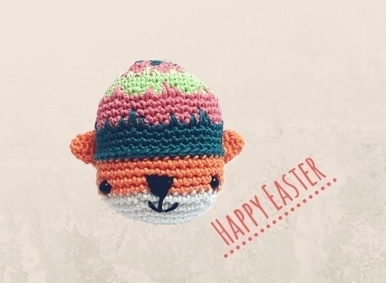 Happy Easter, Red Fox, wonderfu - kerook | ello