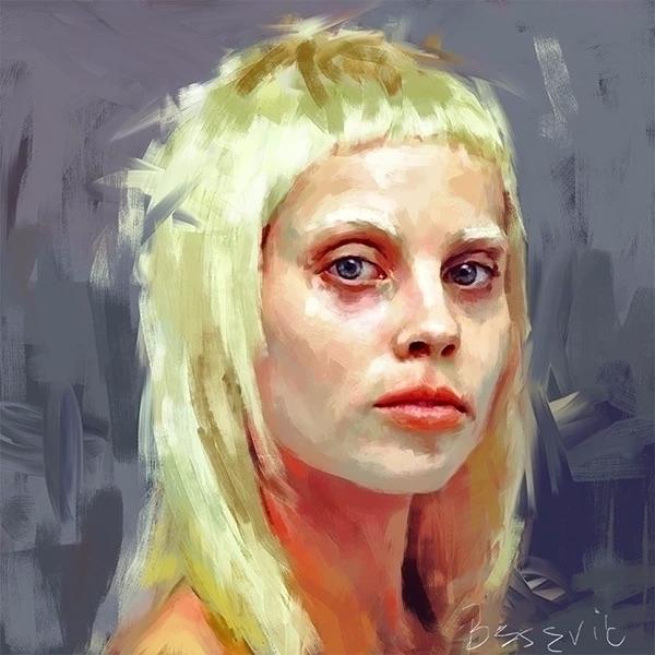 Amazing paintings Belgrade, Par - nettculture | ello